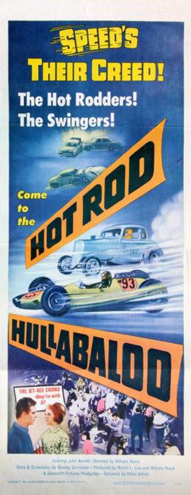 HOT ROD HULLABALOO (1966)