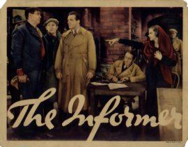 INFORMER, THE (1935) - 2