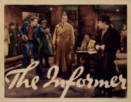 INFORMER, THE (1935) - 1