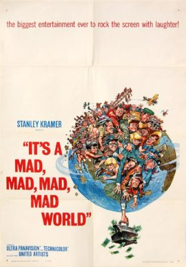 IT'S A MAD, MAD, MAD, MAD WORLD / ART BY JACK DAVIS (1963) - 1