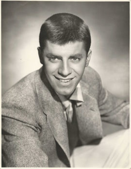 JERRY LEWIS EARLY PORTRAIT (C. 1955)