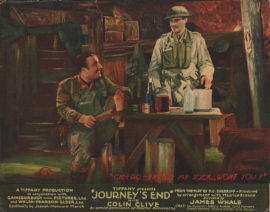 JOURNEY'S END DIRECTED BY JAMES WHALE (1930)