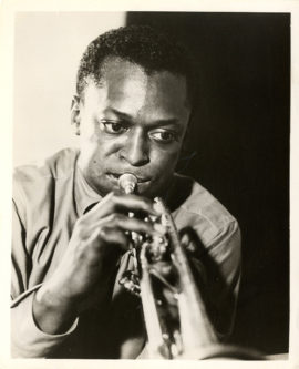 JAZZ MUSICIANS/ARCHIVE OF PORTRAITS