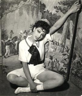 JOSEPHINE BAKER IN LA CREOLE (1934)