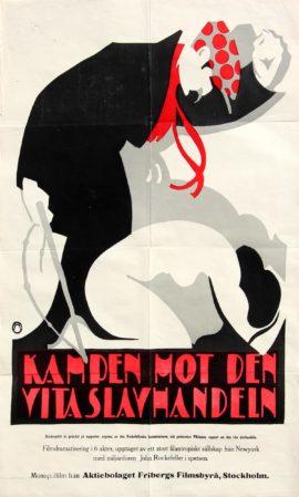 TRAFFIC IN SOULS [KAMPEN MOT DEN VITA SLAVHANDELN] (1913)