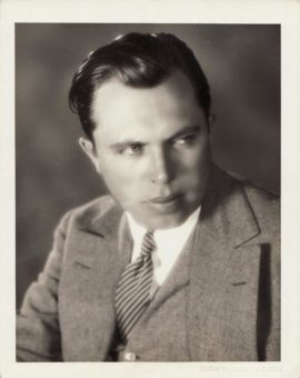 KING VIDOR PORTRAIT (ca. 1928)