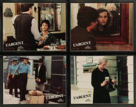 L'ARGENT [MONEY] COLOR PHOTOS (1983)