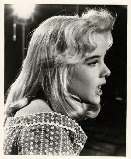 LOLITA (1962) / SUE LYON BY STANLEY KUBRICK