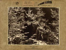 LA GRANDE ILLUSION [GRAND ILLUSION] (1937)