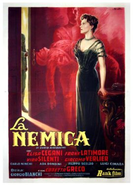 LA NEMICA [THE ENEMY] (1952)