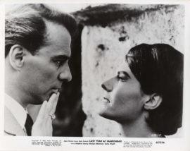 LAST YEAR AT MARIENBAD [L'ANNEE DERNIERE A MARIENBAD] (1961)