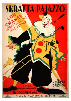 SKRATTA PAJAZZO [LAUGH, CLOWN, LAUGH] (1928)