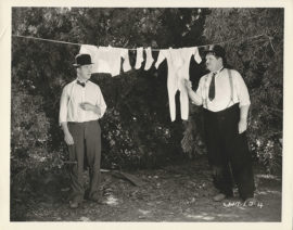 LAUREL AND HARDY IN ONE GOOD TURN (1931)