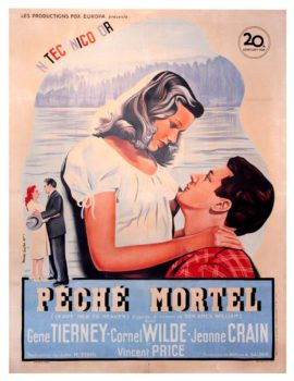 LEAVE HER TO HEAVEN [PECHE MORTEL] (1945)
