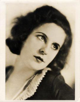 LENI RIEFENSTAHL (ca. 1934)