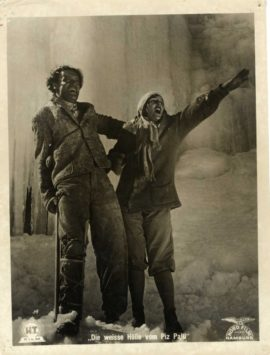 WHITE HELL OF PITZ PALU, THE [DIE WEISSE HOLLE VOM PIZ PALU] (1929; 1935 RR)