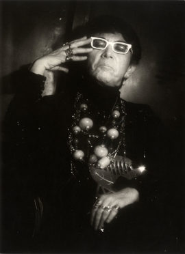 LINA WERTMULLER PORTRAIT (ca 1975)