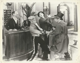 MARX BROTHERS IN THE COCOANUTS (1929)