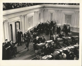 MR. SMITH GOES TO WASHINGTON/JAMES STEWART AT U.S. SENATE (1939)