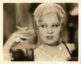 MAE WEST / SHE DONE HIM WRONG (1933)