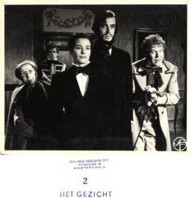 THE MAGICIAN [ANSIKTET] (1958)