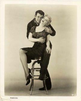 MARILYN MONROE / BUS STOP (1956)