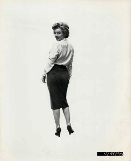 MARILYN MONROE / CLASH BY NIGHT (1952) by HALSMAN