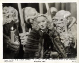 SCARLET EMPRESS, THE (1934)