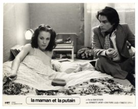 MOTHER AND THE WHORE, THE [LA MAMAM ET LA PUTAIN] (1973)
