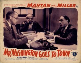 MR. WASHINGTON GOES TO TOWN (1941) - 1