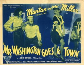 MR. WASHINGTON GOES TO TOWN (1941) - 2