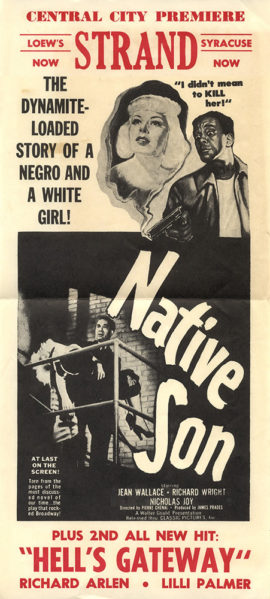 NATIVE SON (1950)