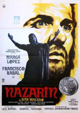 Bunuel, Luis / NAZARIN (1959)