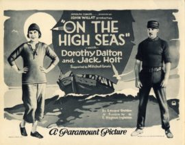 ON THE HIGH SEAS (1922)
