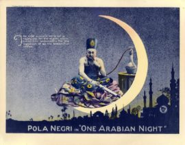ONE ARABIAN NIGHT/SUMURUN (1920)