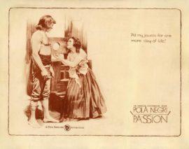 PASSION (1919)