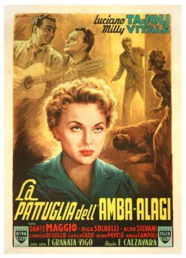 LA PATTUGLIA DELL'AMBA ALAGI (1953)