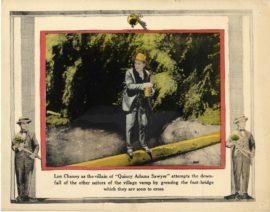 QUINCY ADAMS SAWYER (1922) - 2