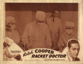 RACKET DOCTOR (1940; reissue, ca 1945)