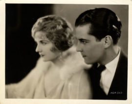 RAMON NOVARRO AND ALICE TERRY (ca 1924)