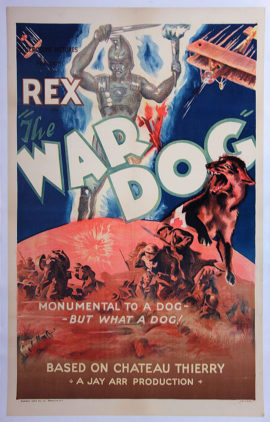 WAR DOG, THE (ca. 1930)