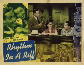 RHYTHM IN A RIFF/LOBBY CARD (1947)