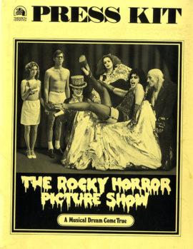 THE ROCKY HORROR PICTURE SHOW (1975) Presskit