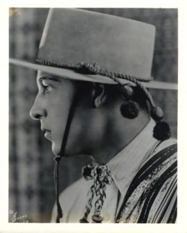 RUDOLPH VALENTINO / FOUR HORSEMEN OF THE APOCALYPSE (1921)