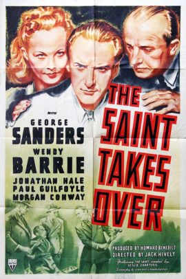 SAINT TAKES OVER, THE (1940)