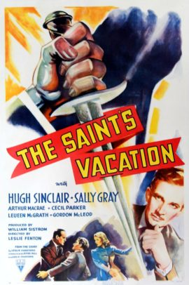SAINT'S VACATION, THE (1941)