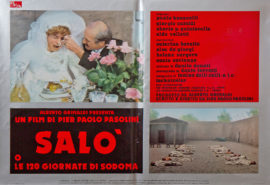 SALO, OR THE 120 DAYS OF SODOM [SALO, O LE 120 GIORNATE DI SODOMA] (1975)