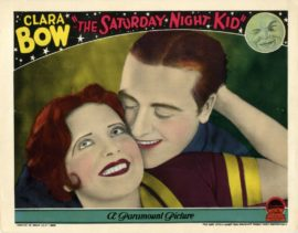 SATURDAY NIGHT KID, THE (1929)