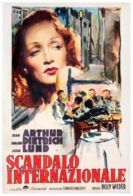 FOREIGN AFFAIR, A [SCANDALO INTERNAZIONALE] (1948)