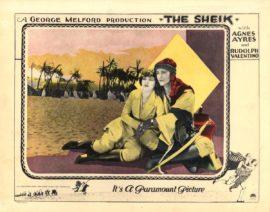 SHEIK, THE (1921)